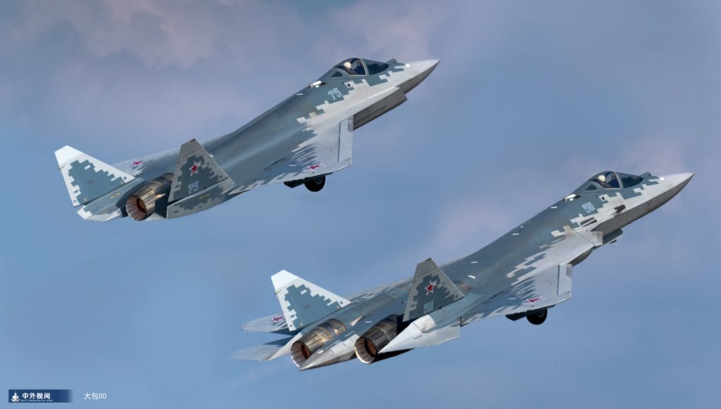 New combat aircraft will be presented at MAKS-2021 - Page 28 1276993-139ef58be02710a3ea0408d06510a046